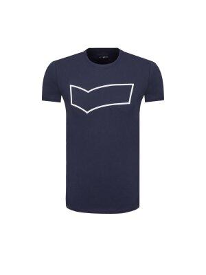 Gas T-shirt Scuba/s outline