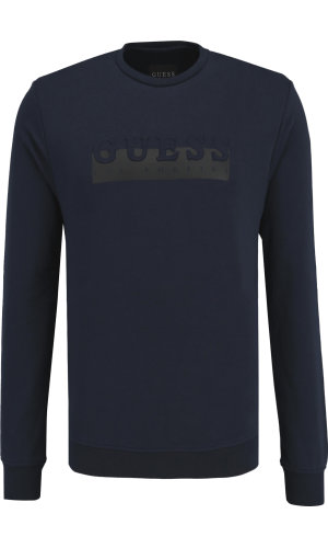 Guess Jeans Bluza JACOB CN LS | Regular Fit