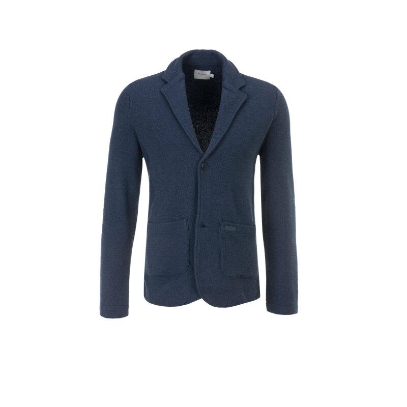 Briton blazer Pepe Jeans London navy blue