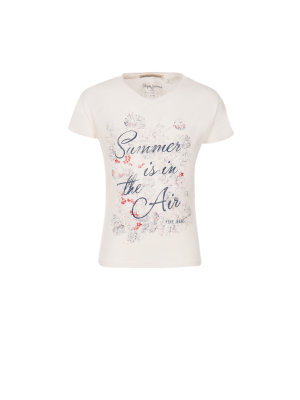 Pepe Jeans London T-shirt Cherry JR