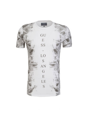 Guess Jeans T-SHIRT SHOW TEE