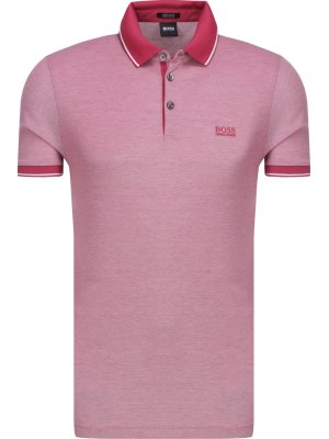 Boss Polo Prout 10 | Regular Fit | pique | mercerised