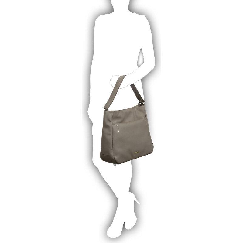 Lily hobo bag Calvin Klein gray