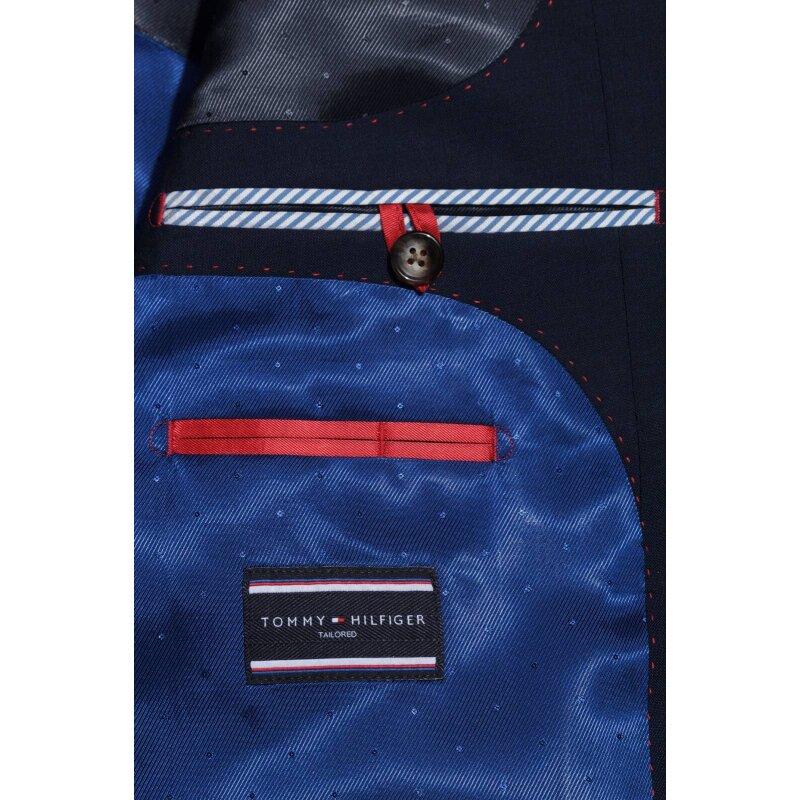 Marynarka Butch Tommy Hilfiger Tailored granatowy