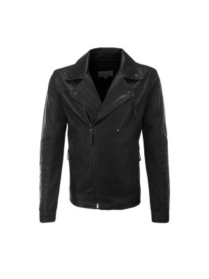 Calvin Klein Jeans Faux-Leather Jacket