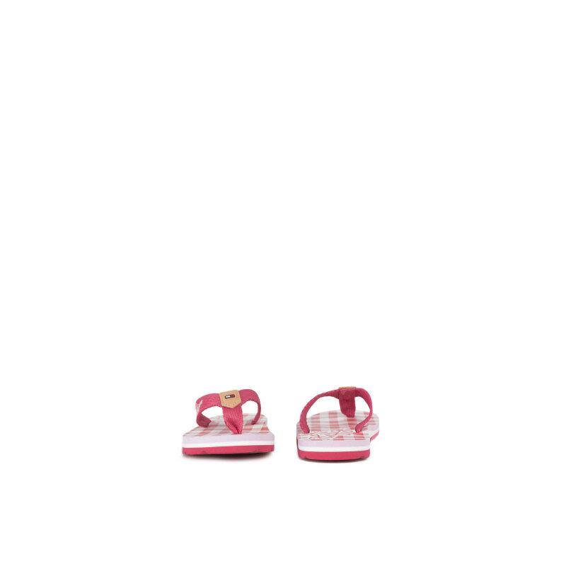 Arlow 3D flip-flops Tommy Hilfiger pink