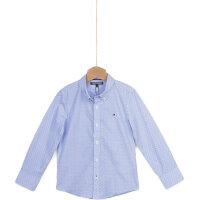 Koszula Allover Tommy Hilfiger niebieski
