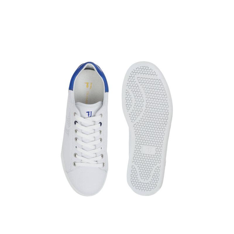 Sneakersy Trussardi Jeans niebieski