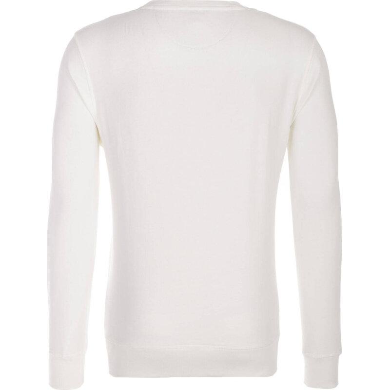 Bluza YC. Flag Gant kremowy