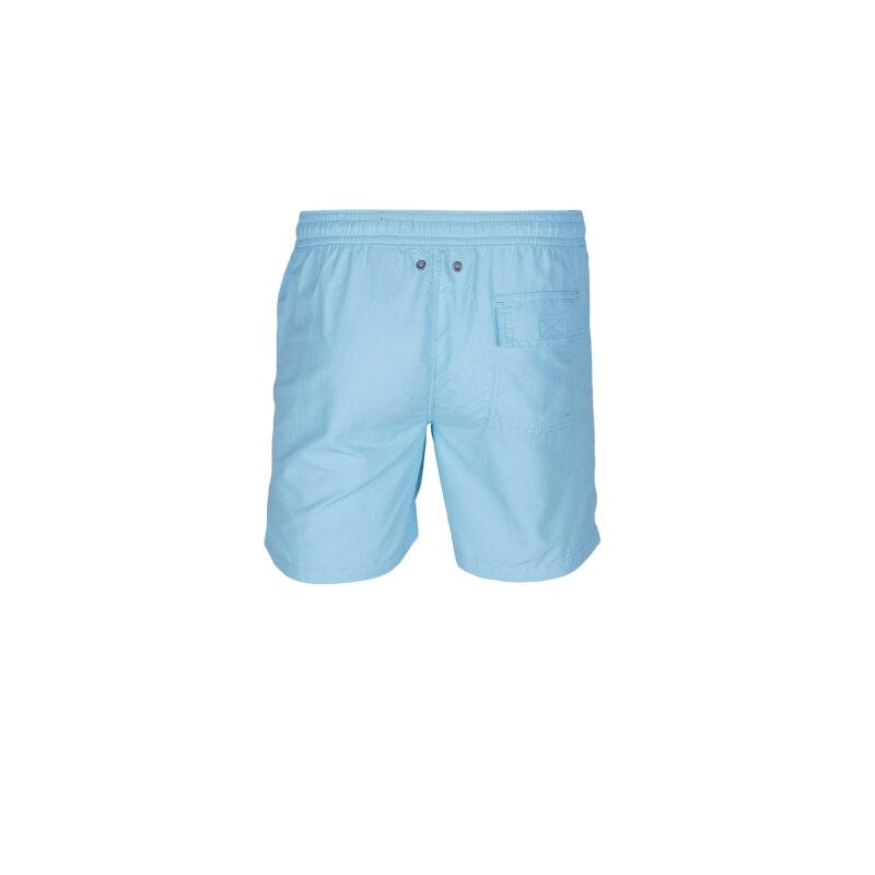 Szorty Kąpielowe Polo Ralph Lauren błękitny