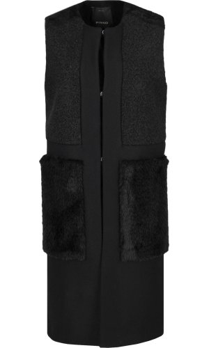 Pinko Vest ZACCHEO GILET | Regular Fit