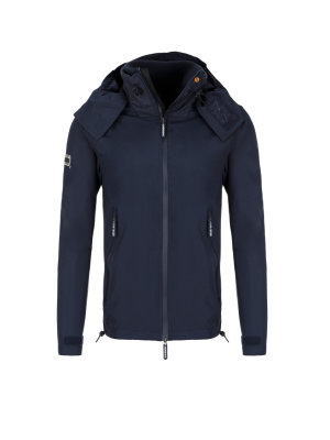 Superdry hooded cliff hiker jacket