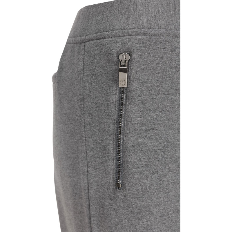 Spodnie dresowe Armani Jeans szary