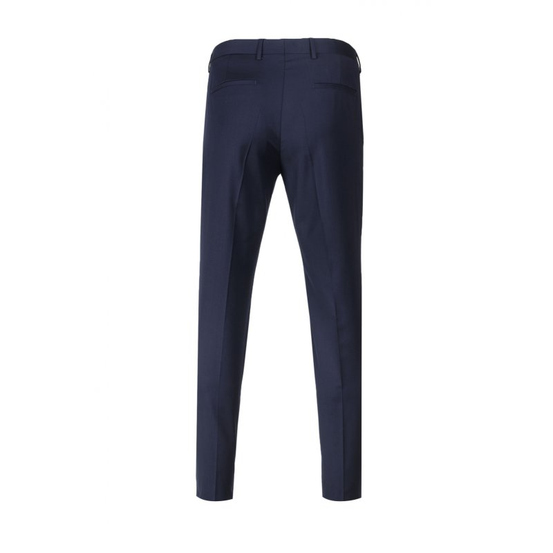 Steel Trousers Tommy Hilfiger Tailored navy blue