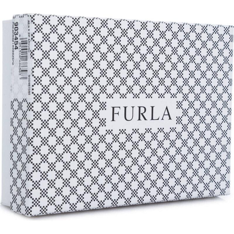 Portfel Asia Furla pudrowy róż