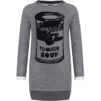 Bluza Night Andy Warhol Pepe Jeans London grafitowy