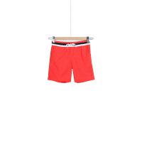 Szorty kąpielowe SPI Urban Isle Tommy Hilfiger czerwony