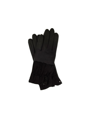 Hugo DH 74 leather gloves