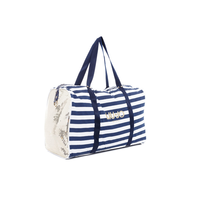 Marina gym bag Liu Jo Sport navy blue