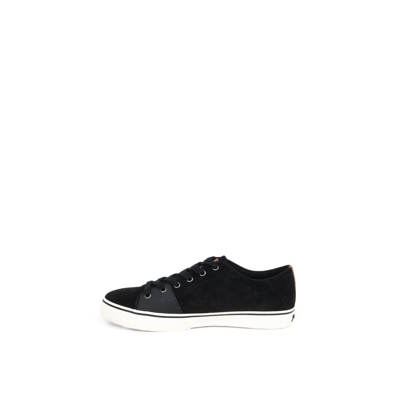 Cantor Low sneakers Polo Ralph Lauren black