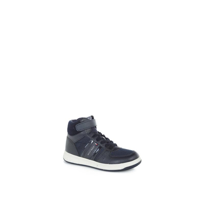 Sneakersy Zero JR 4C Tommy Hilfiger granatowy