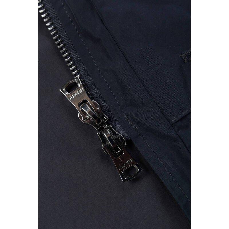 Płaszcz New Nylon Tommy Hilfiger granatowy