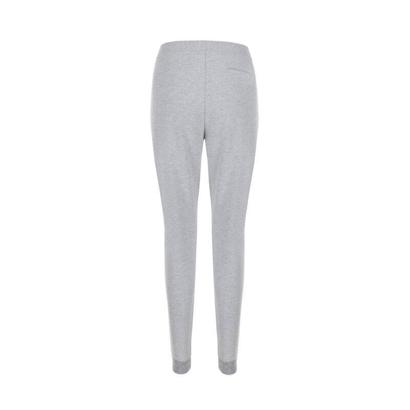Spodnie dresowe Armani Jeans popielaty