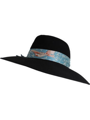Elisabetta Franchi Wełniany kapelusz