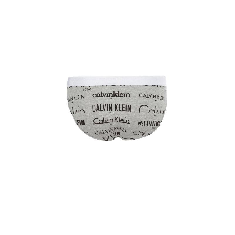 Figi Calvin Klein Underwear szary