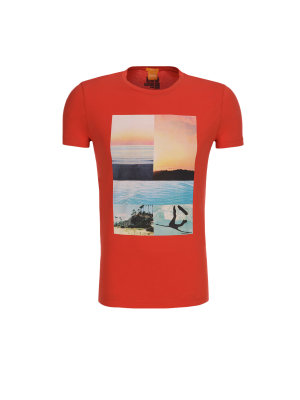 Boss Orange T-shirt Tacket3
