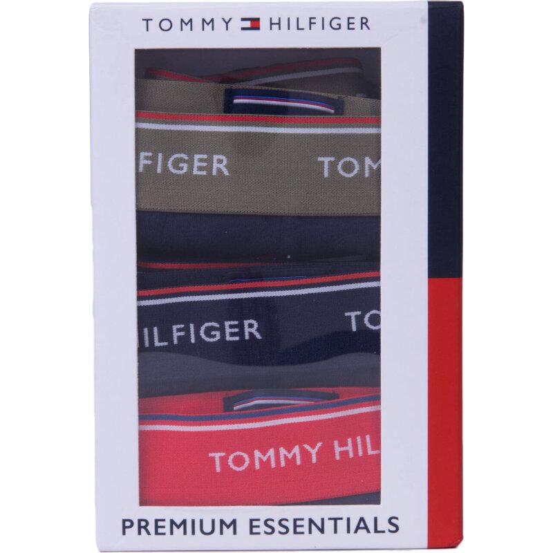 Bokserki Premium Essentials 3-pack Tommy Hilfiger oliwkowy
