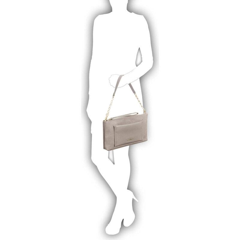 Lana Clutch Calvin Klein gray
