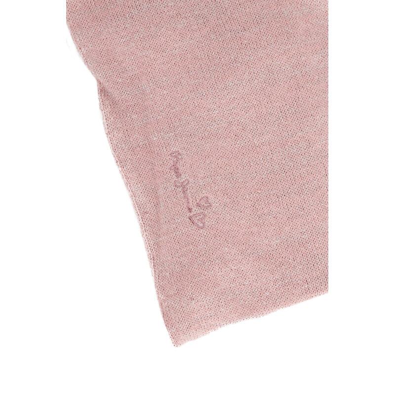 Szal Romy Pepe Jeans London różowy
