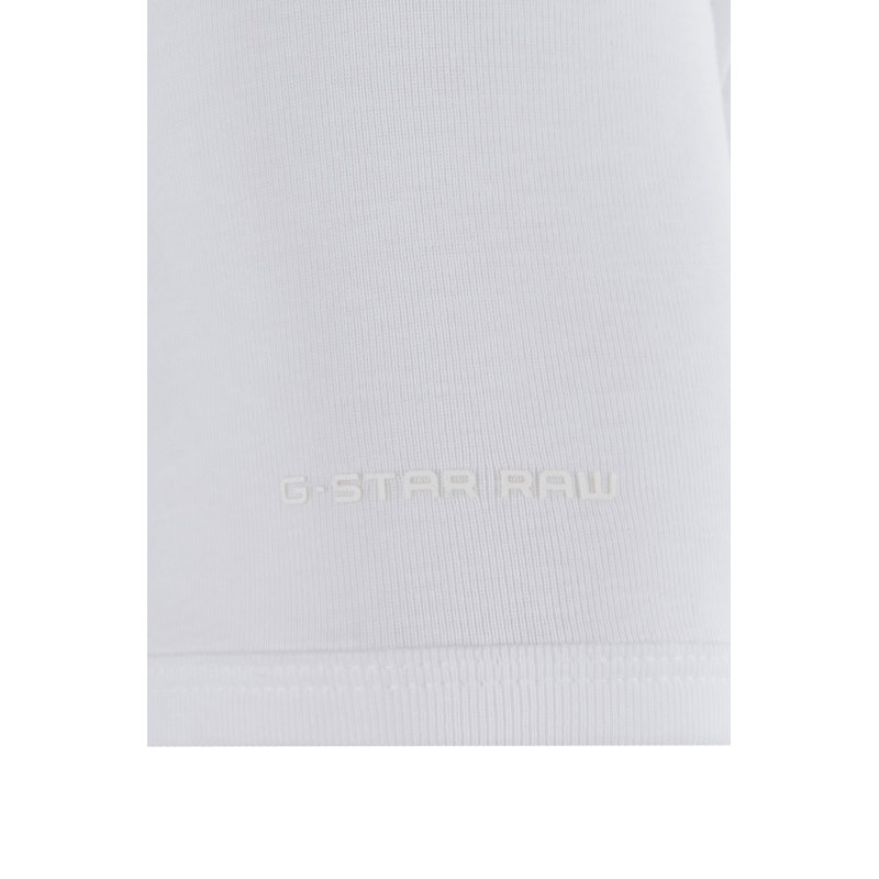 2 Pack T-shirt/Undershirt G-Star Raw white