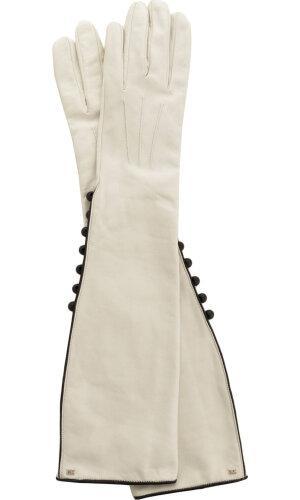 Elisabetta Franchi leather gloves