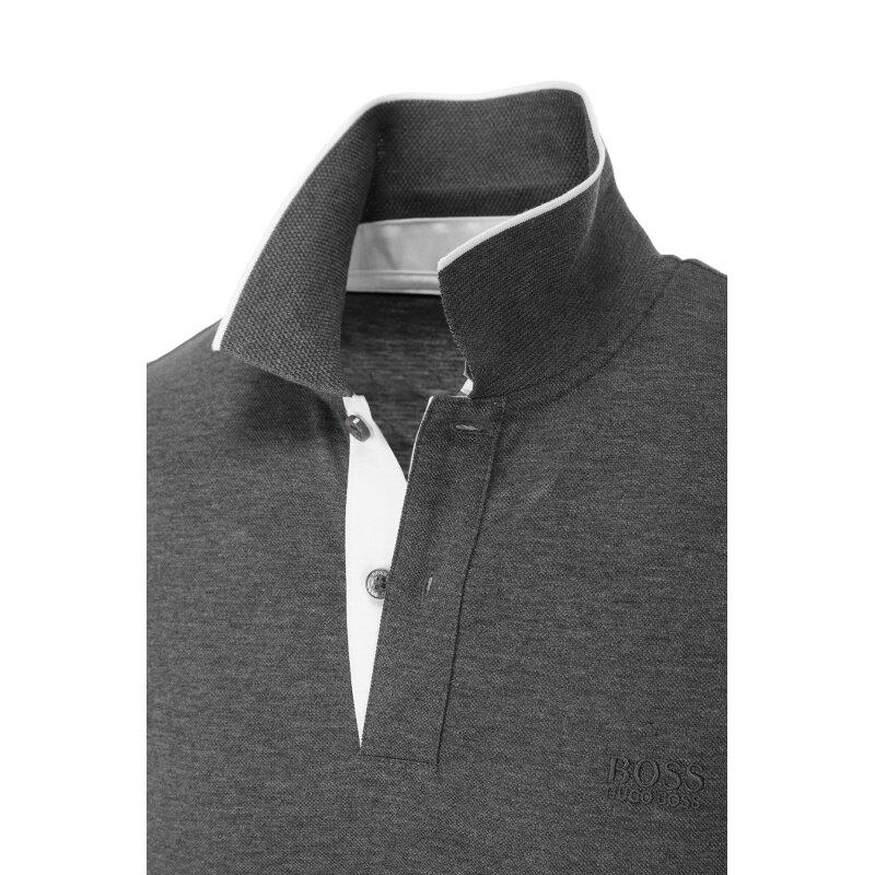 Parlay 03 Polo Boss gray