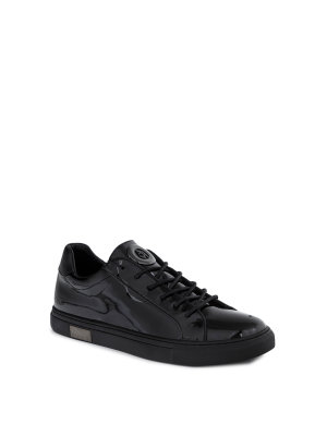 Armani Jeans Canva shoes