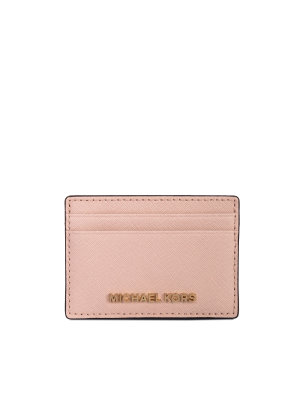 Michael Kors Jet Set Travel Business Card Holder