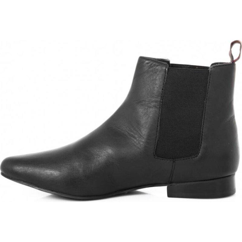 Bottes Noir Pepe Jeans Hells Londres 0t33O3