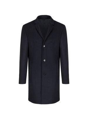 Calvin Klein Wełniany płaszcz Carlo