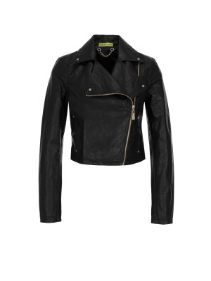 Versace Jeans Leather Jacket