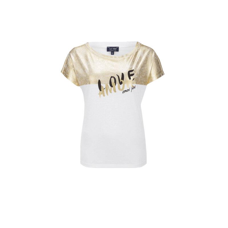 T-shirt Armani Jeans white