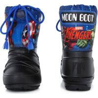 Śniegowce Avengers Moon Boot czarny