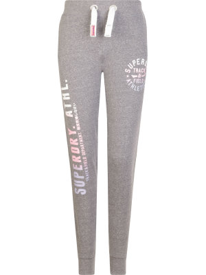 Superdry Spodnie dresowe Track & Field Lite | Regular fit
