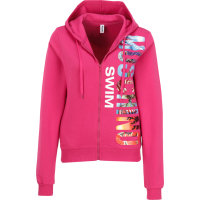 Sweatshirt Moschino Swim pink