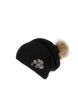 Twinset Jeans Beanie