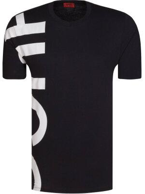 Hugo T-shirt Daws | Oversize fit
