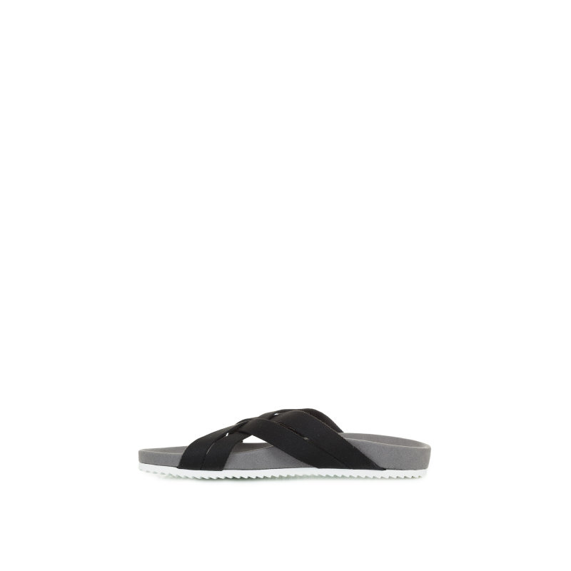 Bio Cross Slides Pepe Jeans London black
