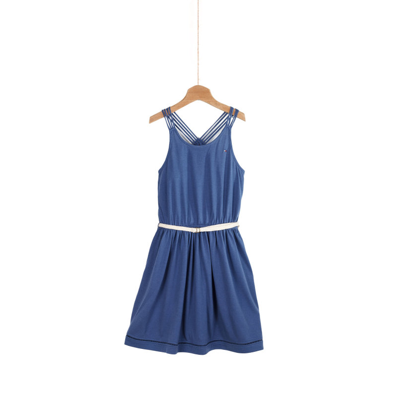 Annelise Dress Tommy Hilfiger blue
