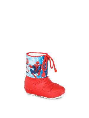 Moon Boot Spiderman Snow Boots